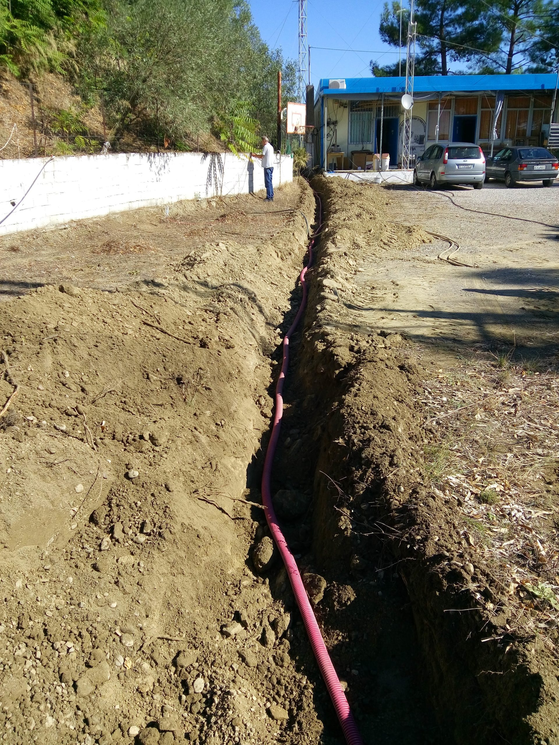 New Three-Phase Power Cable