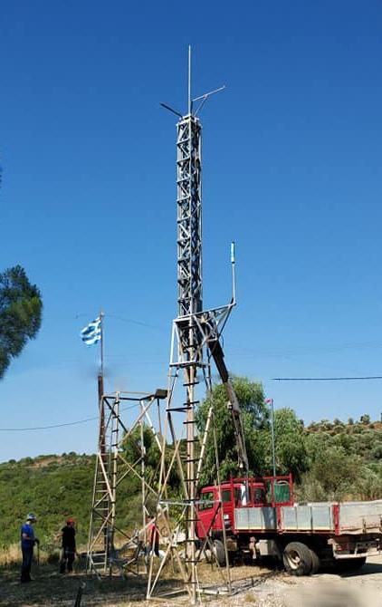 New 3rd tower at SZ1a