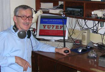 Popa Ljubisa YU7EF