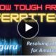 How Tough Are Ferrites?
